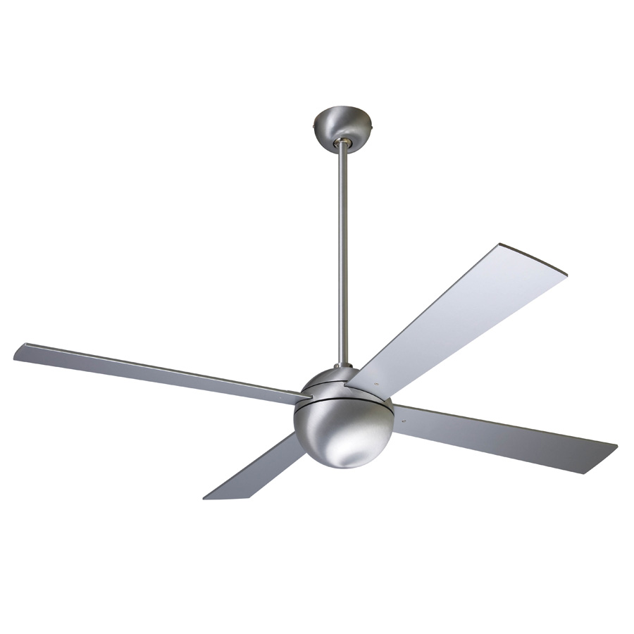 Contemporary Ceiling Fans Ball® Contemporary 42|52-inch Ceiling Fan W. Optional