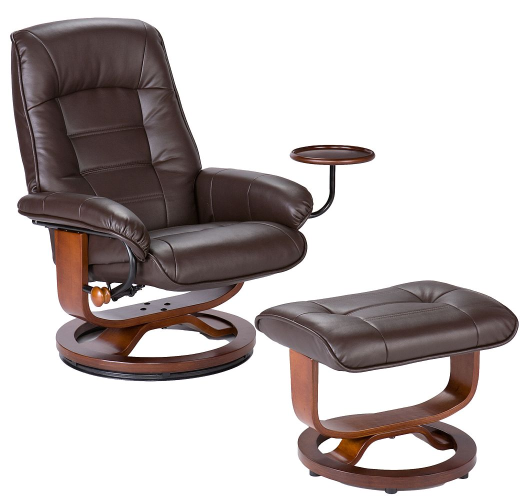 Chair Leather Reclining Swivel Euro Swivel Recliners Stargate Cinema