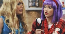 és Emily közös duettje a Wherever I Go, amely a Hannah Montana ...