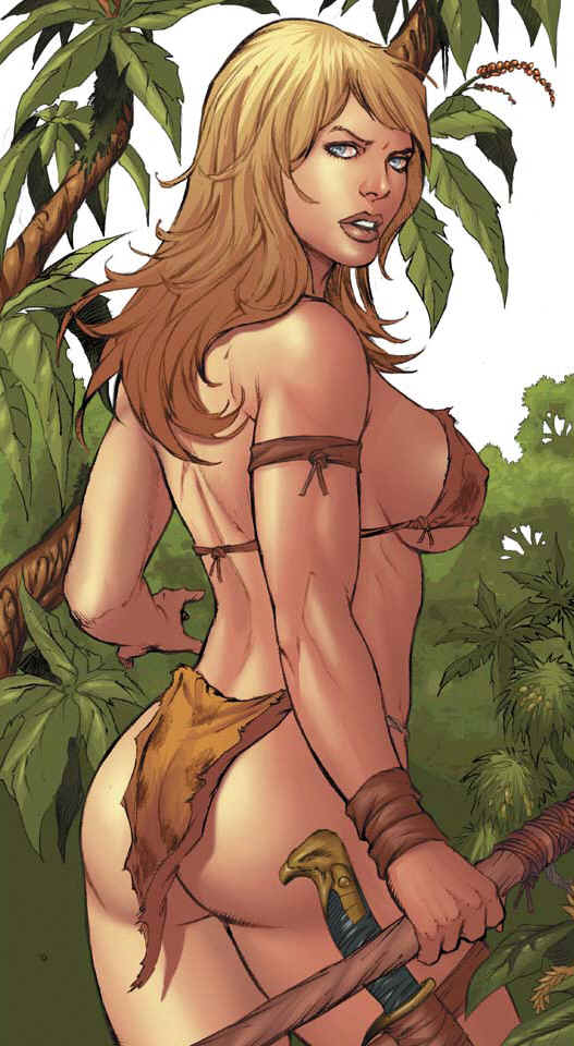 Top 10 Girls of Comics | Stark After Dark | Page 2