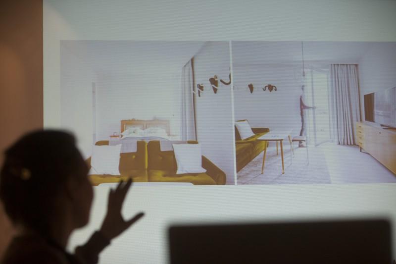 Vortrag magdas Hotel (c) Gerhard Maurer
