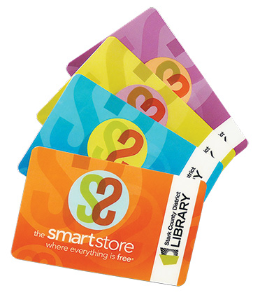 Register for a Library Card » Stark Library - card