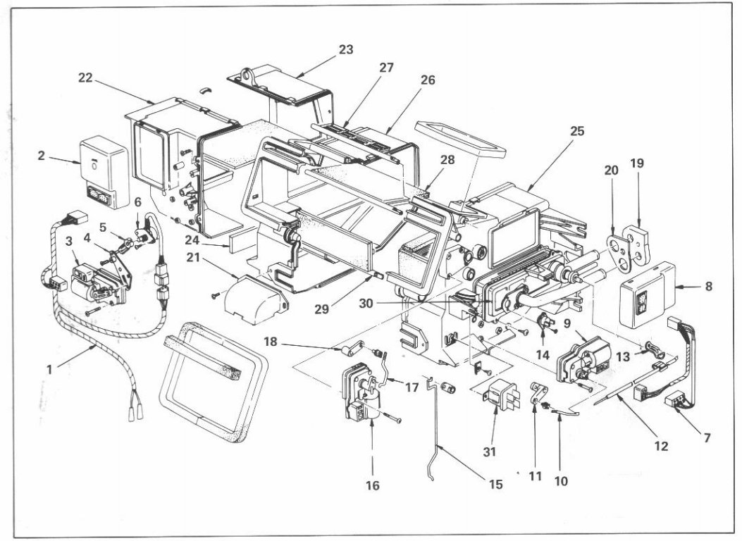 92 dodge caravan belt diagram