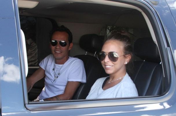 San Juan Celebrity Sightings - April 6, 2013