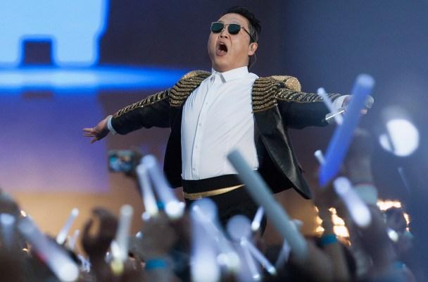 Psy 'Happening' Concert