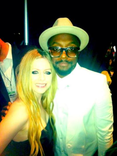 Avril Lavigne & Will.I.Am