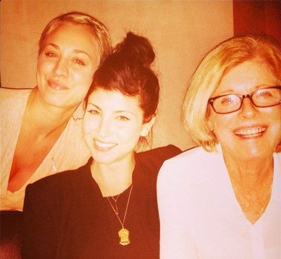 kaley_cuoco_mothers_day