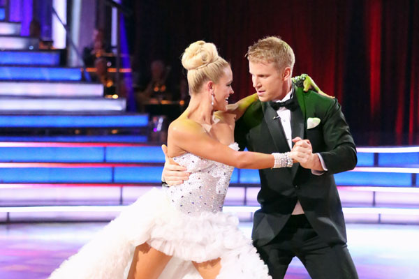 "ABC's ""Dancing With the Stars"" - Season 16 - Week Eight"