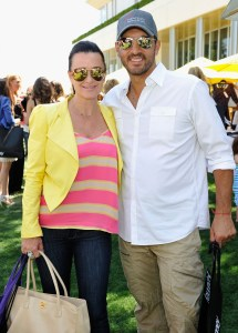 Kyle Richards & Mauricio Umansky