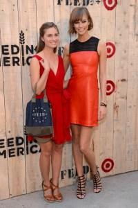 Lauren Bush Lauren & Karlie Kloss