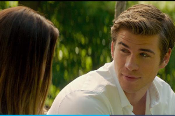 """Liam Hemsworth in """"Paranoia"""" trailer"""