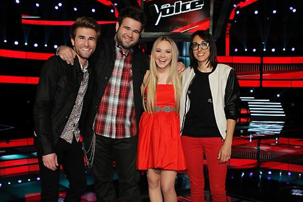The Swon Brothers, Danielle Bradbery, Michelle Chamuel