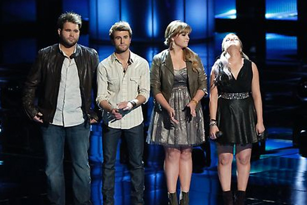 Swon Brothers, Holly Tucker, Amber Carrington