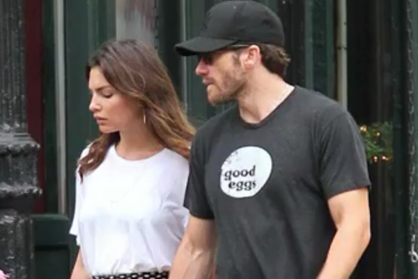Alyssa Miller & Jake Gyllenhaal