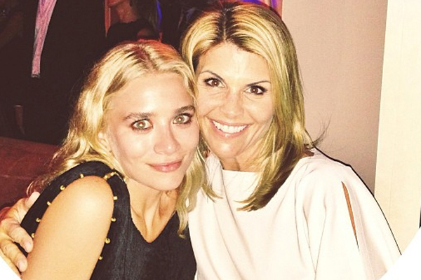 Ashley Olsen & Lori Loughlin