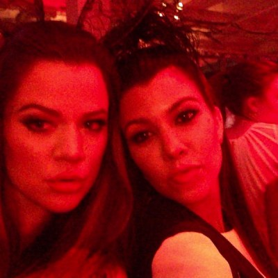 Khloe & Kourtney Kardsahian