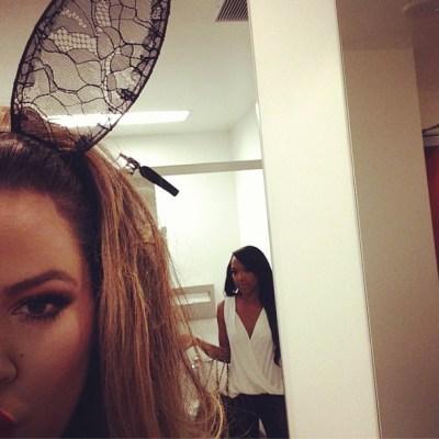 Khloe Kardashian & Malika