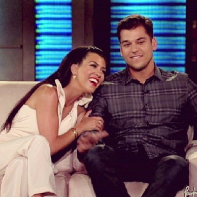 Kourtney & Rob Kardashian
