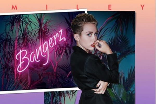 Miley Cyrus 'Bangerz'