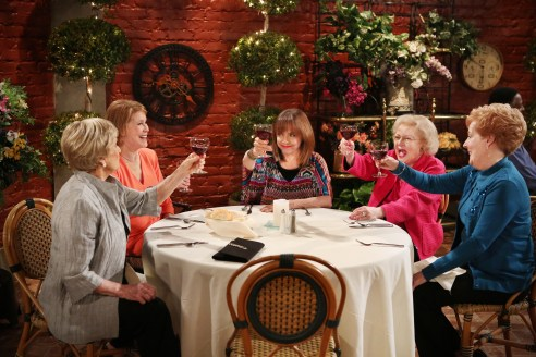 Mary Tyler Moore Show Cast Reunion