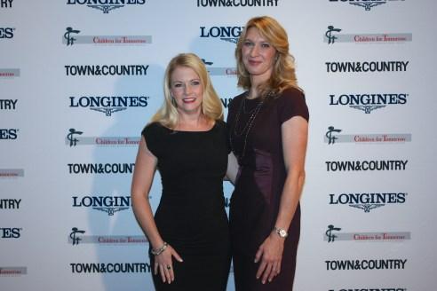 Melissa Joan Hart & Stefanie Graf
