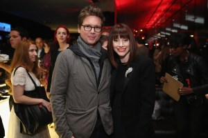 Biz Stone & Bryce Dallas Howard