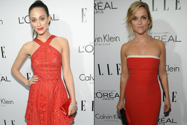 Emmy Rossum & Reese Witherspoon