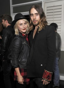 Julianne Hough & Jared Leto