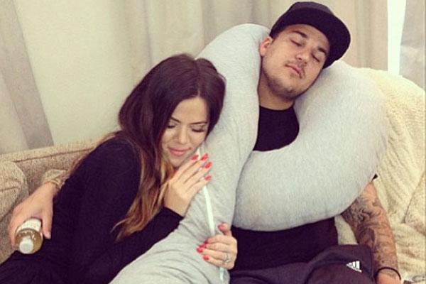 Khloe & Rob Kardashian