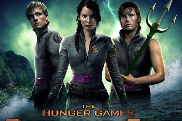 Josh Hutcherson, Jennifer Lawrence & Sam Claflin