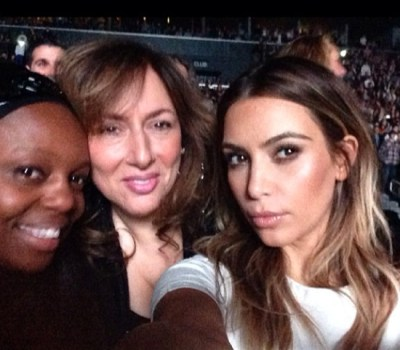 Kim Kardashian & friends
