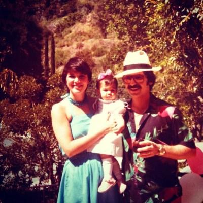Kris Jenner, Kourtney Kardashian & Robert Kardashian