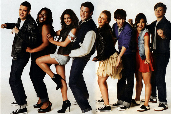 Glee Season 1 Cast
