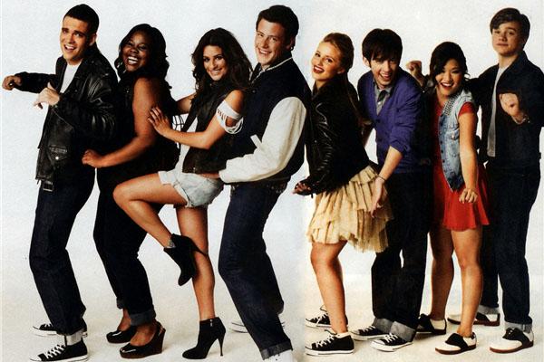 Glee Season 1 Cast