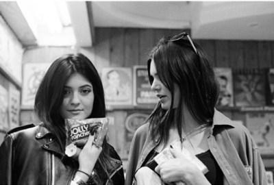 Kylie & Kendall Jener