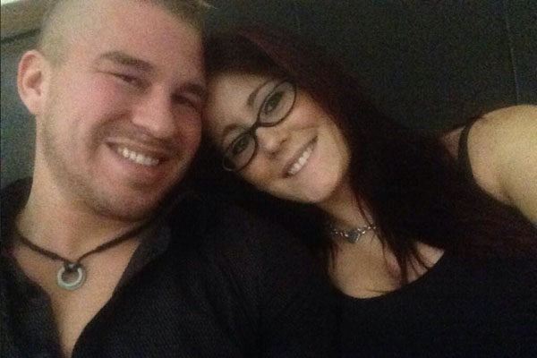 Nathan Griffith & Jenelle Evans