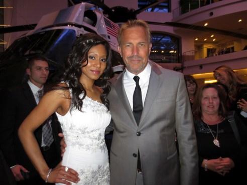 Vaja & Kevin Costner