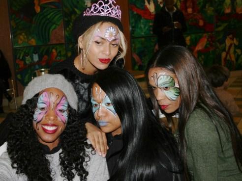 Beyonce & Friends
