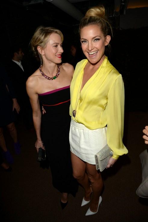 Naomi Watts & Kate Hudson