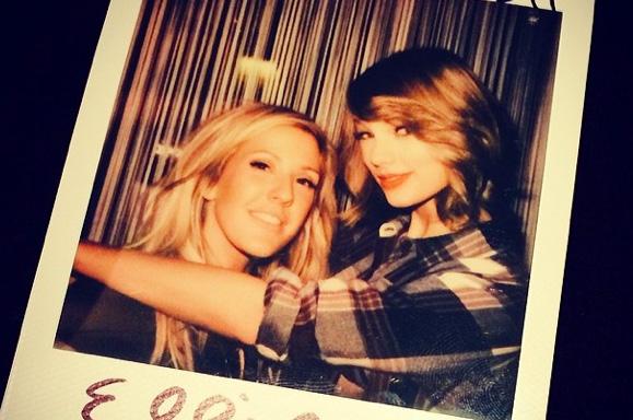 Ellie Goulding & Taylor Swift