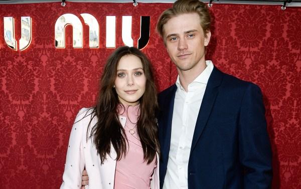 Elizabeth Olsen & Boyd Holbrook