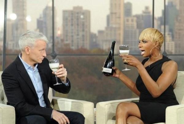 Anderson Cooper & NeNe Leakes