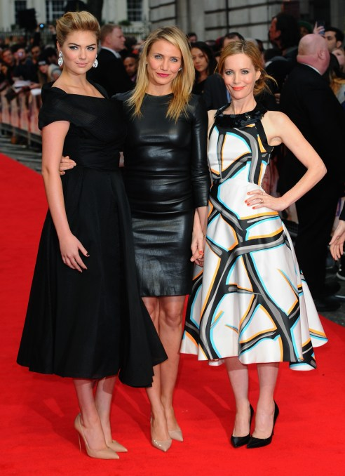 """The Other Woman"" - UK Gala Premiere - Red Carpet Arrivals"