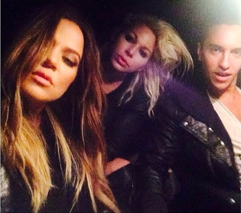 khloe friends