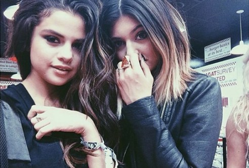 selena and kylie