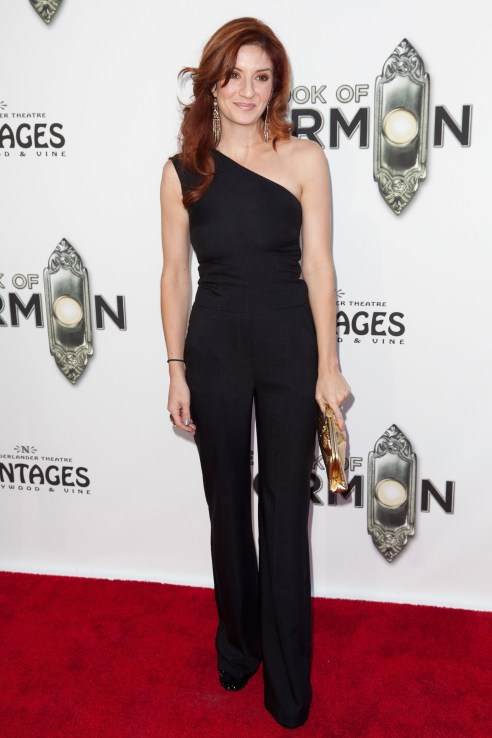 """Premiere Of """"The Book Of Mormon"""" At The Pantages Theatre - Arrivals"""