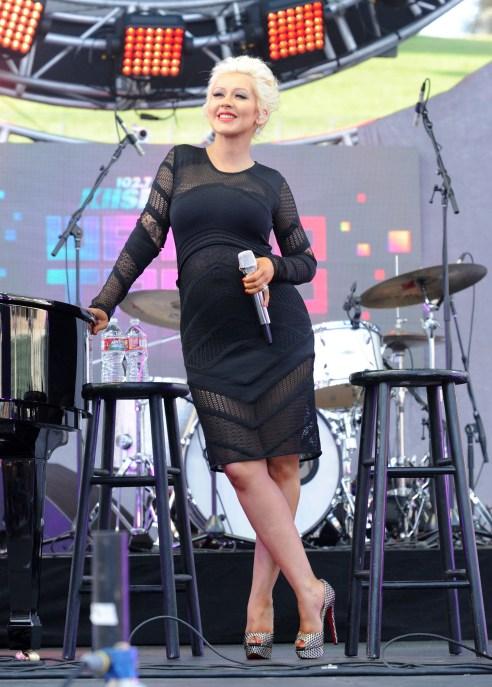 19. Christina Aguilera: