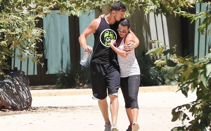 Celebrity Sightings In Los Angeles - August 05, 2014