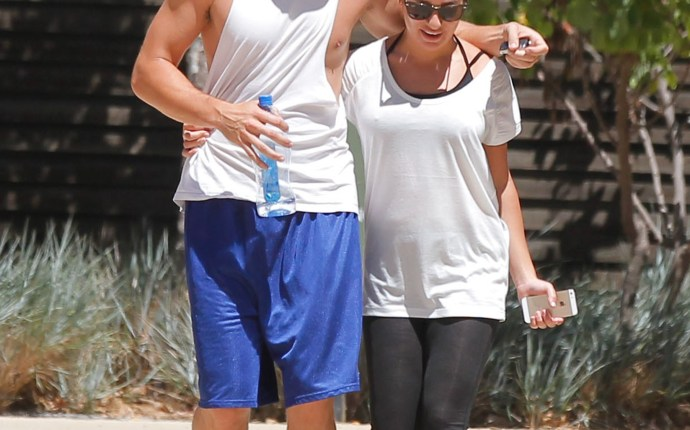 Is lea michele dating already