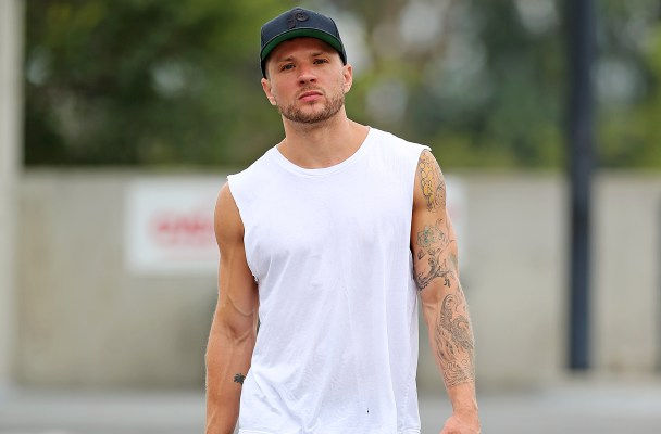 Ryan Phillippe Hot Ryan Phillippe May Have a Hot